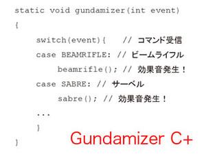 Gundamizerc